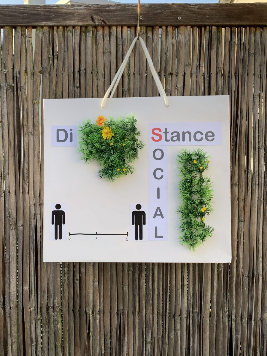 Distance-Social, Foto: Diana Hessenthaler